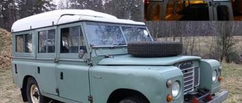 Foredrag om Land Rovere
